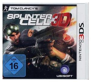 Splinter Cell 3D (Article no. 90413587) - Picture #1