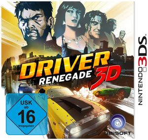 Driver: Renegade 3D (Article no. 90413588) - Picture #1