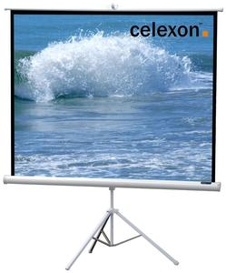 Celexon Economy Line Stativ Leinwand White Edition 184x184cm 1:1, (Article no. 90414344) - Picture #1