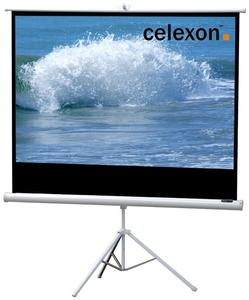 Celexon Economy Line Stativ Leinwand White Edition 158x89cm 16:9 (Article no. 90414353) - Picture #1