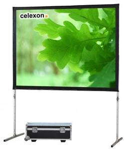 Celexon Expert Line Mobil Faltrahmen Rückprojektion 305x172cm 16:9, (Article no. 90414534) - Picture #1