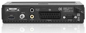 Opticum X80 HDmi inkl. Single LNB und 60cm Antenne,  DVB-S-Tuner, (Article no. 90414645) - Picture #2