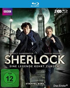 Sherlock - Staffel 1 (item no. 90414696) - Picture #1