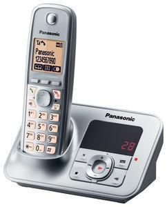 Panasonic KX-TG6621GS silber DECT/GAP, CLIP, Telefonbuch, (Art.-Nr. 90415131) - Bild #2