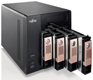 Fujitsu CELVIN Q800 NAS-Server 8TB (item no. 90415345) - Picture #2