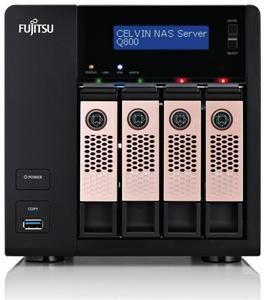 Fujitsu CELVIN Q800 NAS-Server 8TB (item no. 90415345) - Picture #4