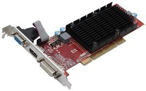 Club3D Radeon HD5450 PCI Edition (Article no. 90415639) - Picture #1