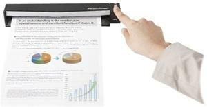 Fujitsu ScanSnap S1100 A4 (Article no. 90416176) - Picture #4