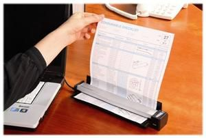 Fujitsu ScanSnap S1100 A4 (Article no. 90416176) - Picture #2