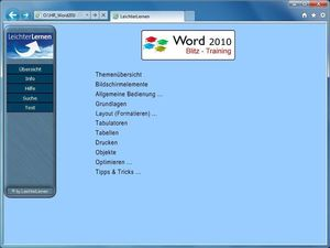 Word 2010 - Schritt für Schritt (Article no. 90416710) - Picture #3