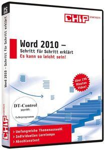 Word 2010 - Schritt für Schritt (Article no. 90416710) - Picture #1