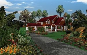 Architekt 3D Gartendesigner Deutsche Version (Article no. 90416714) - Picture #2
