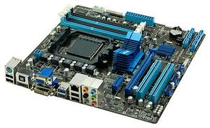 ASUS M5A78L-M/USB3 Sockel AM3+ M-ATX (Article no. 90416918) - Picture #2
