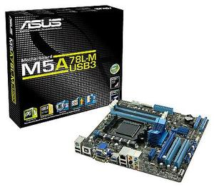 ASUS M5A78L-M/USB3 Sockel AM3+ mATX (item no. 90416918) - Picture #4