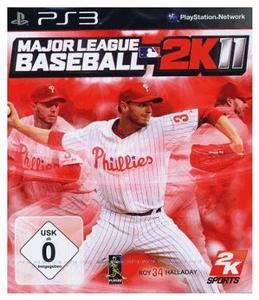 MLB 2K11 (Major League Baseball) Sony PS3, Deutsche Version (Article no. 90416955) - Picture #1