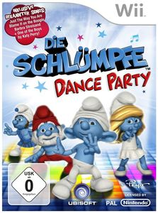 Schlümpfe Dance Party, Die (item no. 90416990) - Picture #1