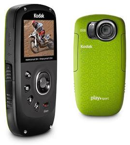 Kodak Zx5 PlaySport green (item no. 90417210) - Picture #1