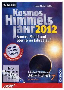 Kosmos Himmelsjahr 2012 (DVD-Rom) (item no. 90417425) - Picture #1