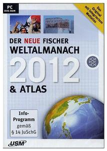 Fischer Weltalmanach & Atlas 2012 (Article no. 90417426) - Picture #1