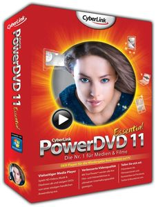 PowerDVD 11 Essential (Article no. 90417433) - Picture #1