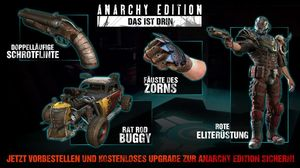 Rage Anarchy Edition (Limited) , (Article no. 90417475) - Picture #2
