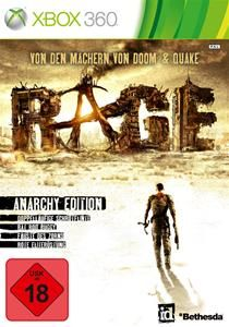 Rage Anarchy Edition (Limited) , (Article no. 90417475) - Picture #1