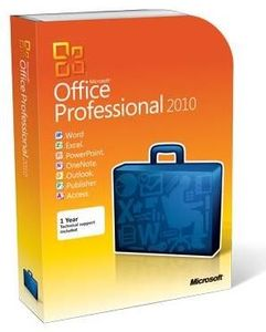 Microsoft Office 2010 Professional (item no. 90417957) - Picture #1