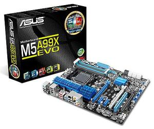ASUS M5A99X EVO Sockel AM3+ ATX (item no. 90417968) - Picture #2