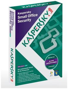 Kaspersky Small Office Security 5 PC's (item no. 90418003) - Picture #1