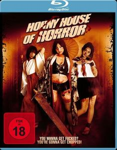 Horny House of Horror (item no. 90418019) - Picture #1