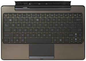 ASUS Eee Pad Transformer Keyboard-Dock vollwertige QWERTZ-Tastatur im Chiclet (Art.-Nr. 90418047) - Bild #4