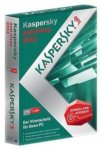 Kaspersky Anti-Virus 2012 Windows, Deutsch, Mini-Box (Article no. 90418166) - Picture #2
