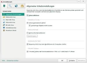 Kaspersky Anti-Virus 2012 Update Windows, Deutsch, DVD-Case (Article no. 90418167) - Picture #5