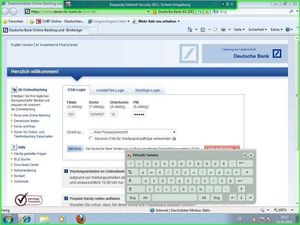 Kaspersky Internet Security 2012 3 User Windows, Deutsch, Mini-Box, 3 User (Article no. 90418176) - Picture #5
