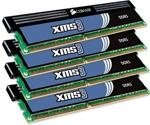 Corsair XMS3 DDR3 16GB Kit (Art.-Nr. 90418548) - Bild #1