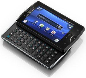 Sony Ericsson Xperia Mini Pro black/black (Article no. 90418633) - Picture #5