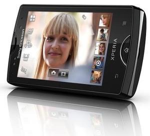 Sony Ericsson Xperia Mini Pro black/black (Article no. 90418633) - Picture #1