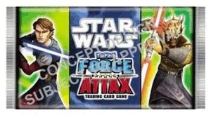 Star Wars - Force Attax Serie 2 Booster (50Stk.) (item no. 90418674) - Picture #1