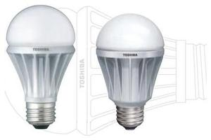 Toshiba E27 LED Classic A 8.4W 2700k, Warmweiss, 600lm (Article no. 90419164) - Picture #1