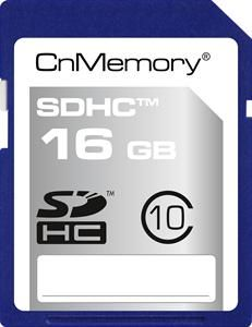 CnMemory SDHC Karte 16GB (Article no. 90419352) - Picture #1