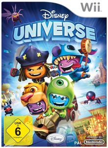 Disney Universe , (Article no. 90419444) - Picture #1