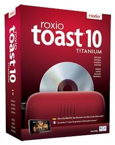Roxio Toast 10 Titanium , (Article no. 90419690) - Picture #1