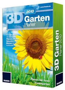Franzis 3D Gartenplaner 2010 (Article no. 90419778) - Picture #1