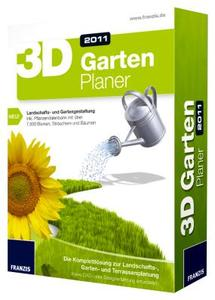 Franzis 3D Gartenplaner 2011 (Article no. 90419779) - Picture #2