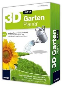 Franzis 3D Gartenplaner 2011 (Article no. 90419779) - Picture #1