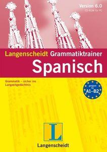 Langenscheidt Grammatiktrainer 6.0 Spanisch,  Windows, deutsch, 1 User (Article no. 90419891) - Picture #1