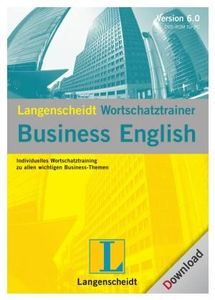 Langenscheidt Wortschatztrainer 6.0 Business Englisch, (Article no. 90419904) - Picture #2