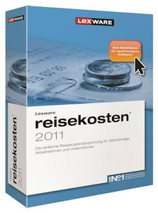 Lexware Reisekosten 2011 Windows, deutsch, 1 User (Article no. 90419955) - Picture #1