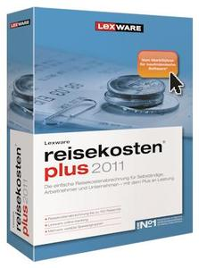Lexware Reisekosten Plus 2011 Windows, deutsch, 1 User (Article no. 90419956) - Picture #1