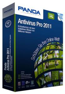 Panda Antivirus Pro 2011 , (Article no. 90420116) - Picture #1